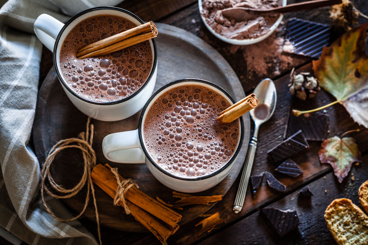 Where to Find the Best Hot Chocolate in New York