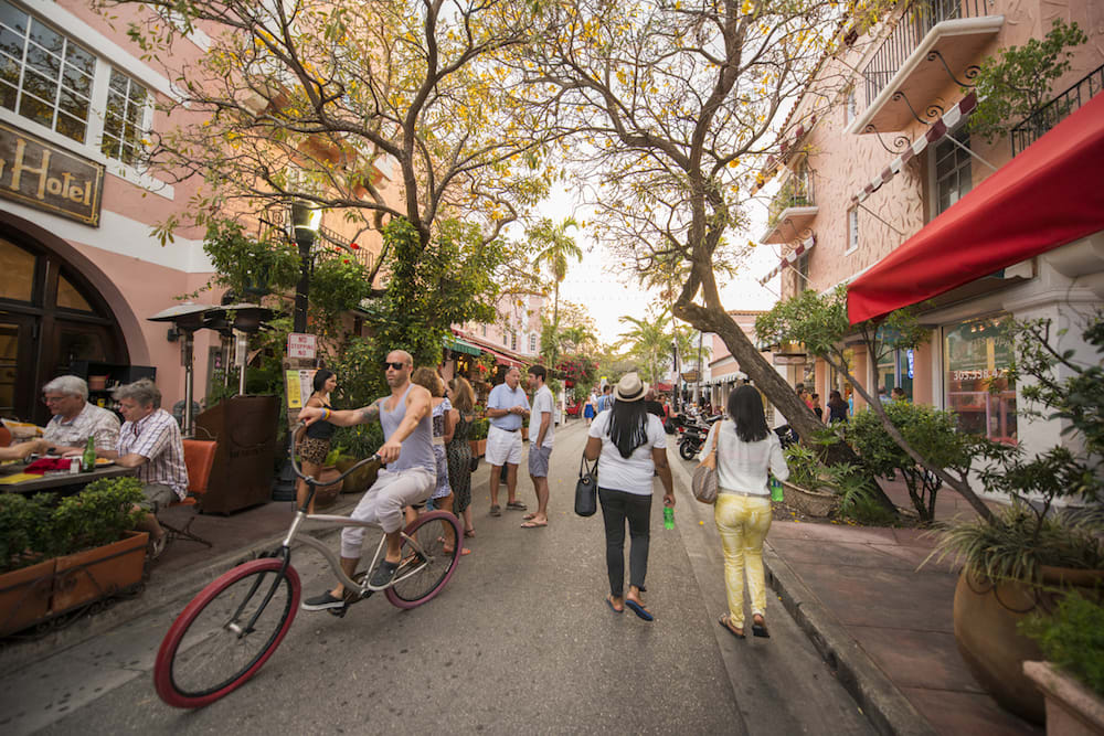 Española Way: Shops, Dining, and Events in South Beach