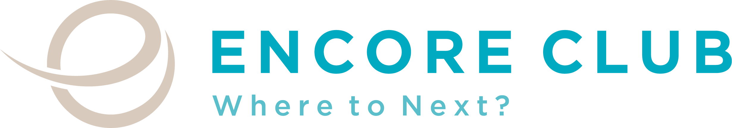 Encore Residence Club logo Blue