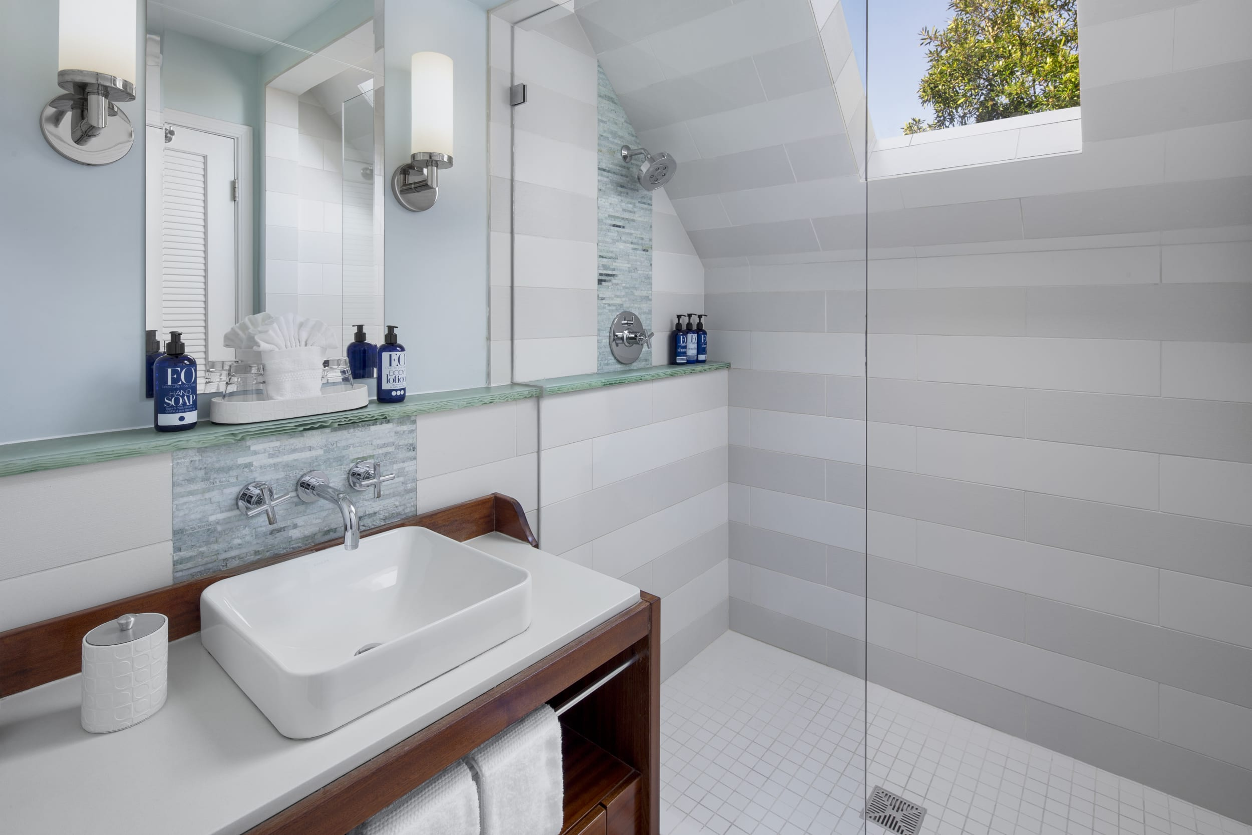 Hillside Bathroom