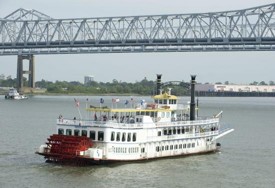 Creole Queen Riverboat