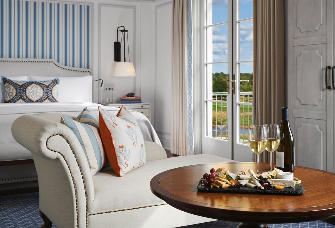 Luxury Guest Rooms