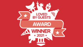 Loved By Guests Award Winner 2021