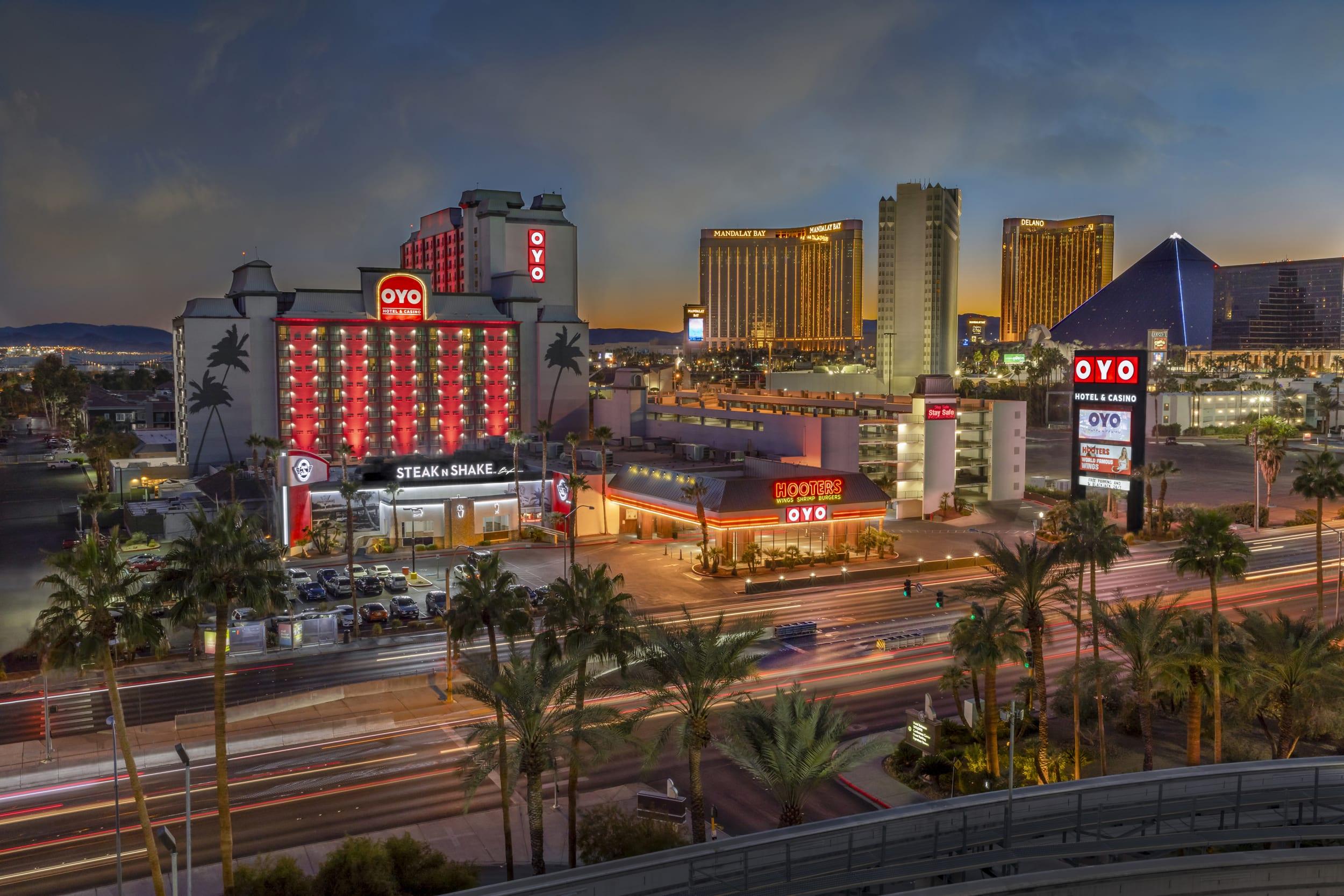 Oyo Las Vegas Hotel And Casino Formerly Hooters Casino Hotel