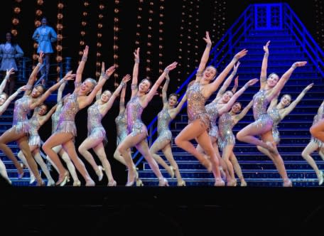Christmas Comes Early with the Rockettes