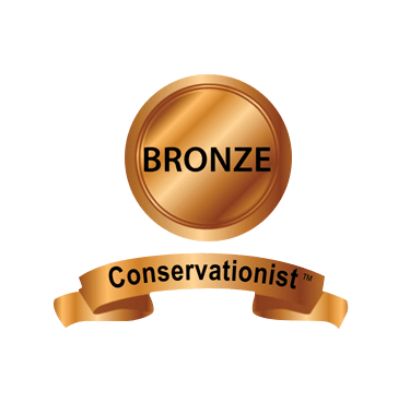 Bronze Conservationist Badge