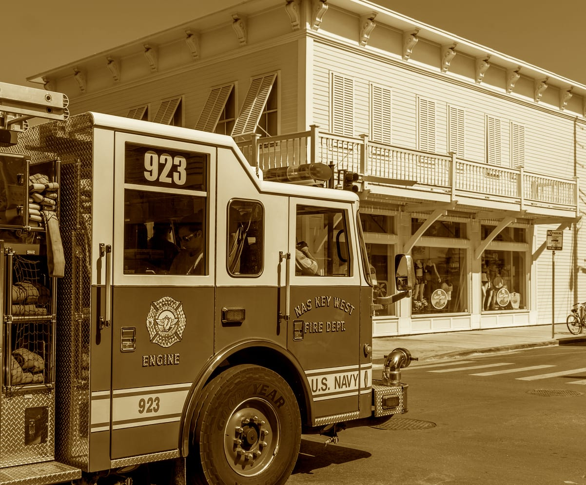 Key Weird Series: The Mysterious Disappearance of Key West's Infamous Fire Chief,