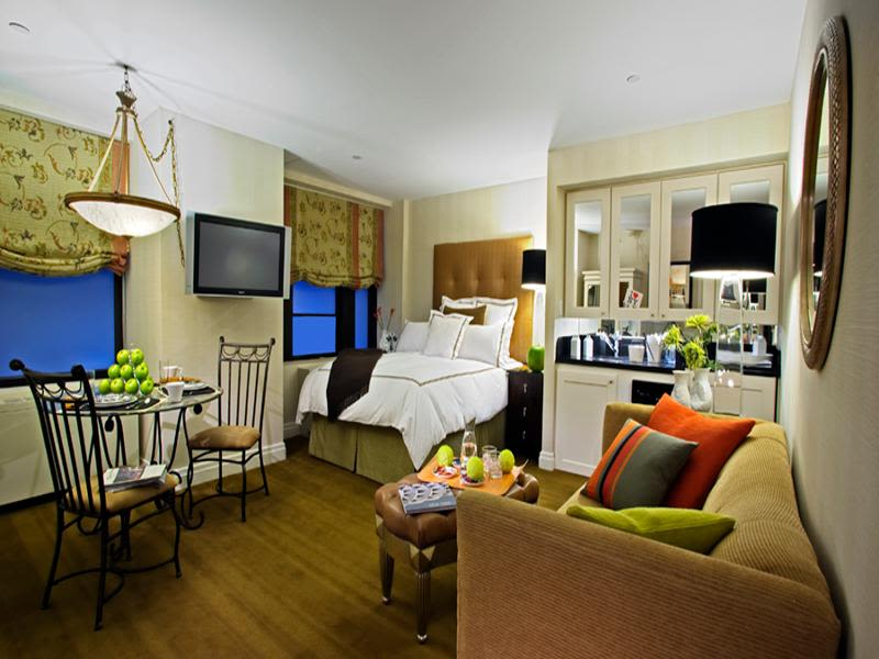 Handicap Accessible Metropolitan Suite