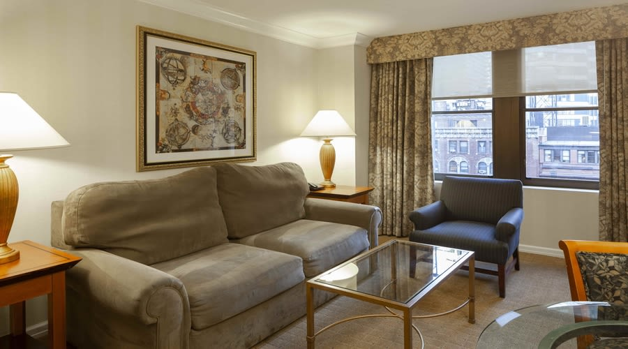 Handicap Accessible Executive Jr. Suite