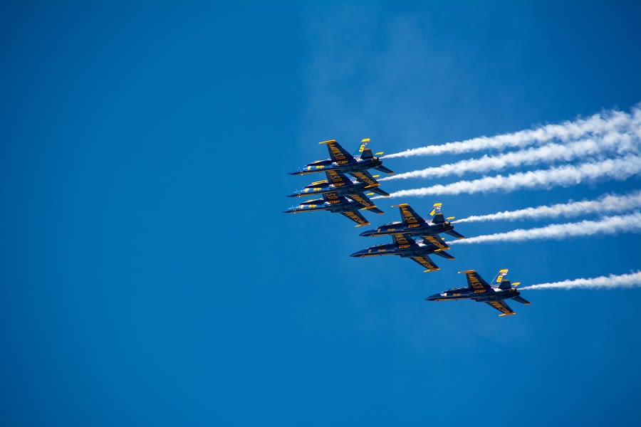 SF Fleet Week Airshow