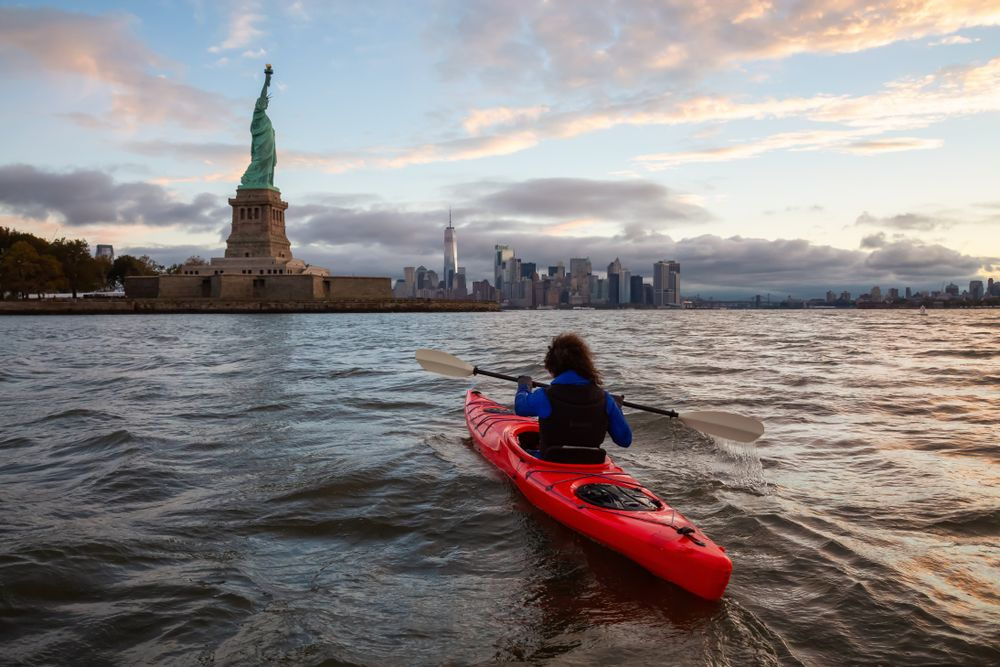 kayak-nyc-hudson-river