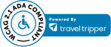 This site is a WCAG 2.1 ADA Compliant, powered by Travel Tripper