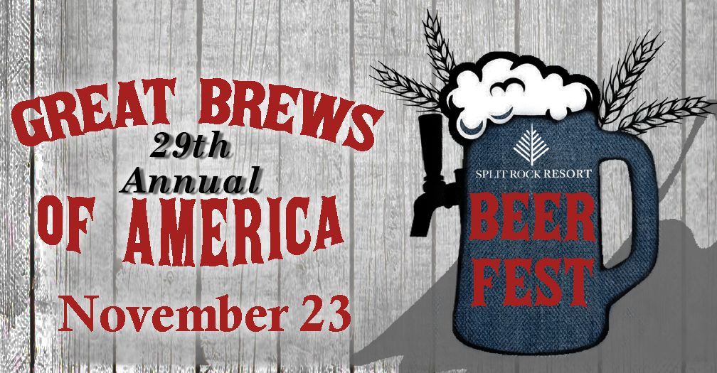 29th Annual Great Brews Beer Festival