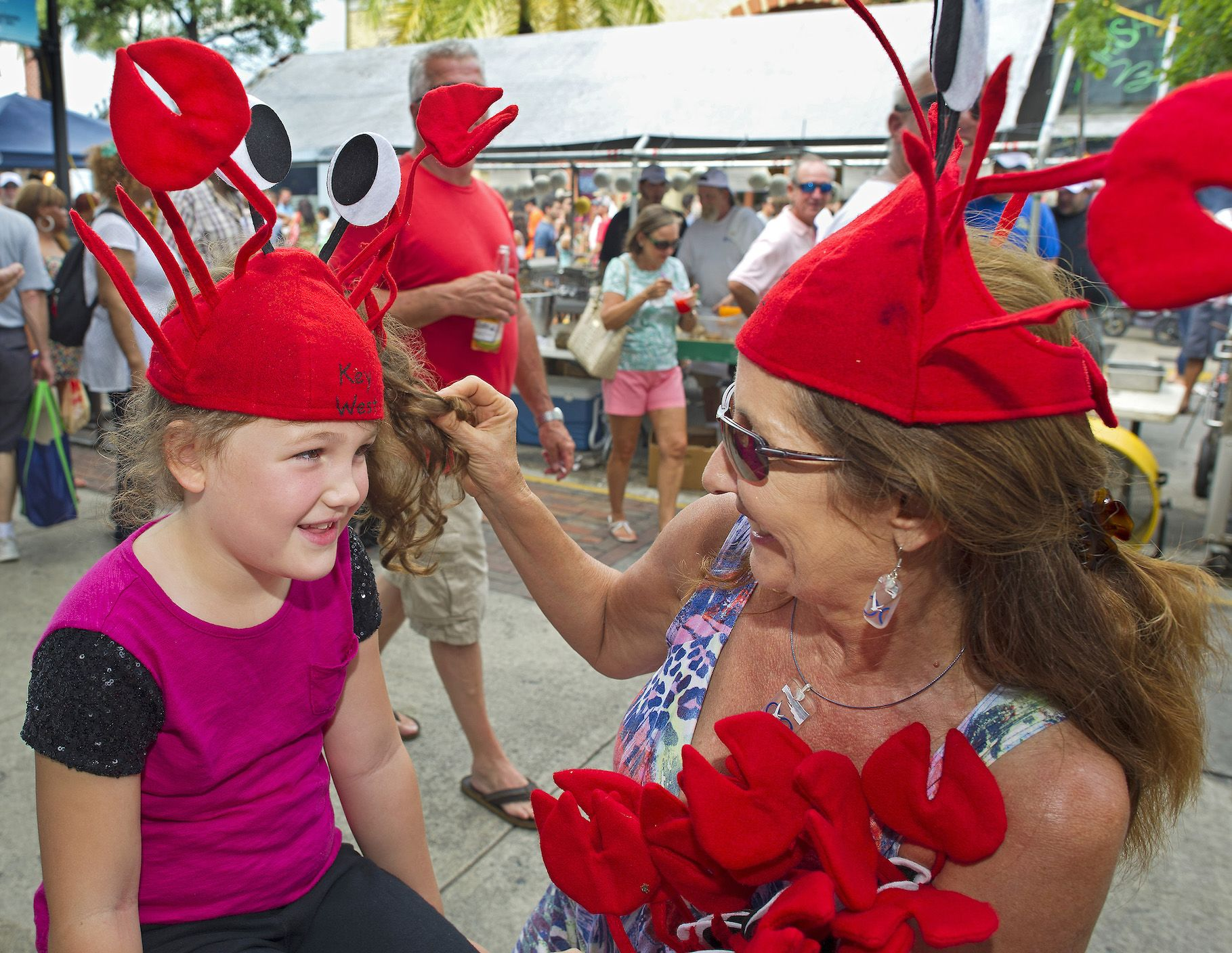 See What's Cracking at the Key West Lobsterfest