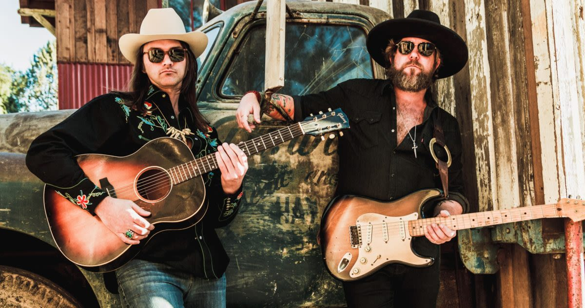 The Allman Betts Band Comes to the Sunset Green
