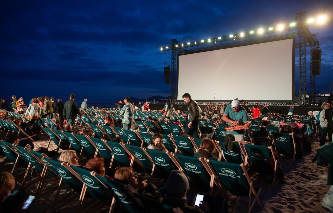 Where to Find Your Next Outdoor Movie Night