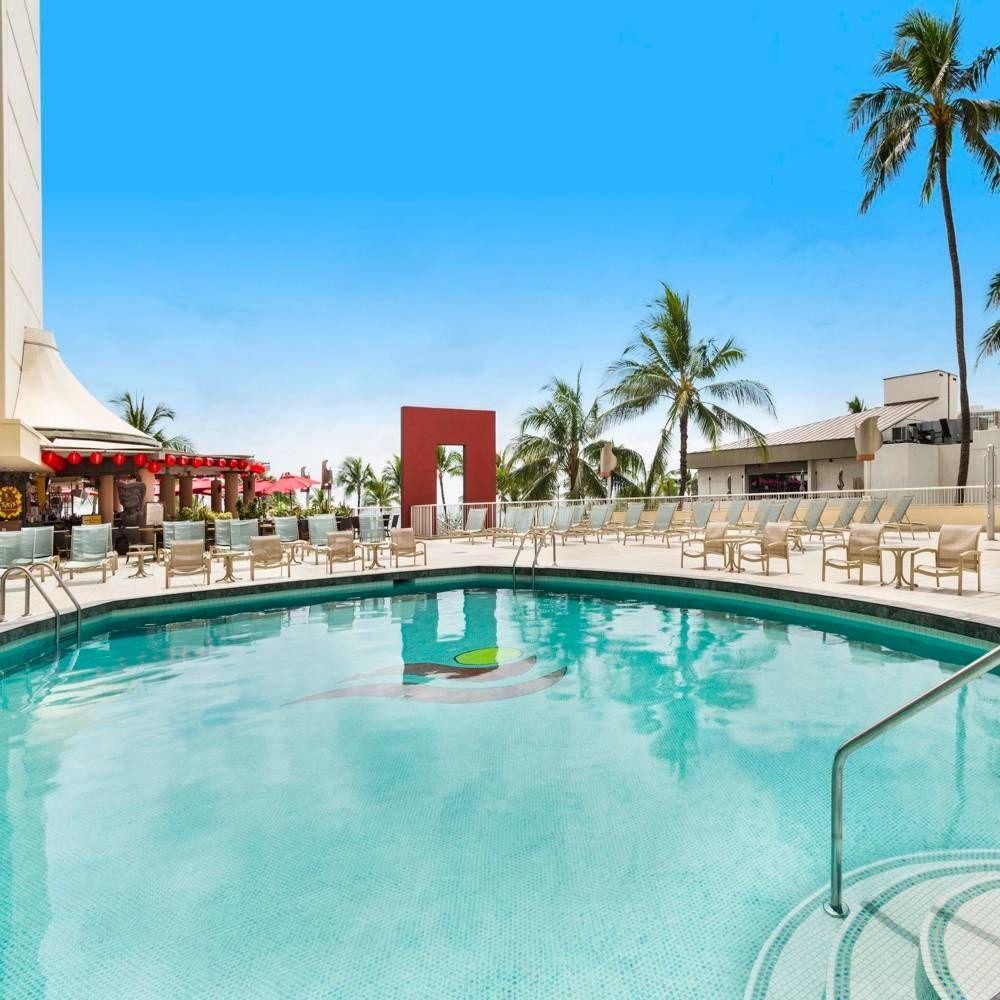 Waikiki Beach Hotels Aston Waikiki Beach Hotel