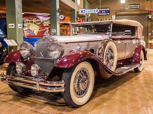FL Antique Car Museum