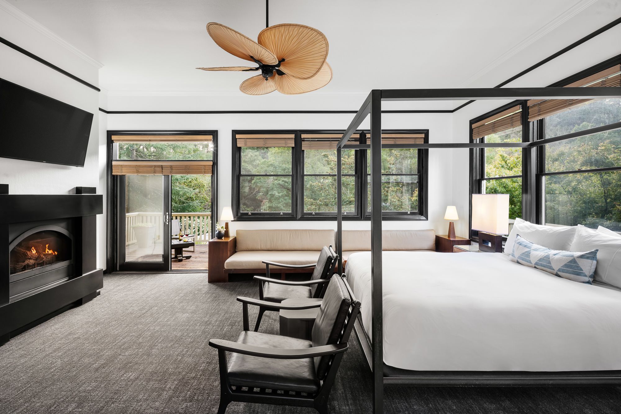 Gaige Suite in Sonoma Valley | Gaige House + Ryokan