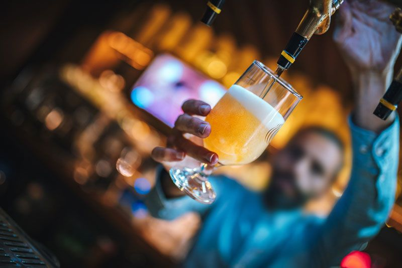 5 Craft Beer Bars Near Times Square