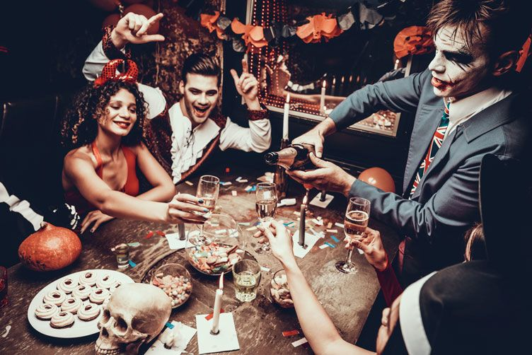 Halloween Costume Parties in New York