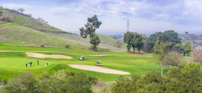 San Jose Golf Courses