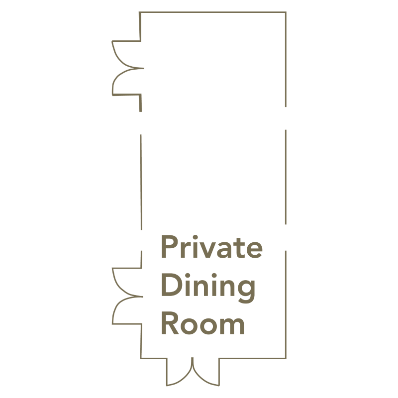 Private Dining Room Layout