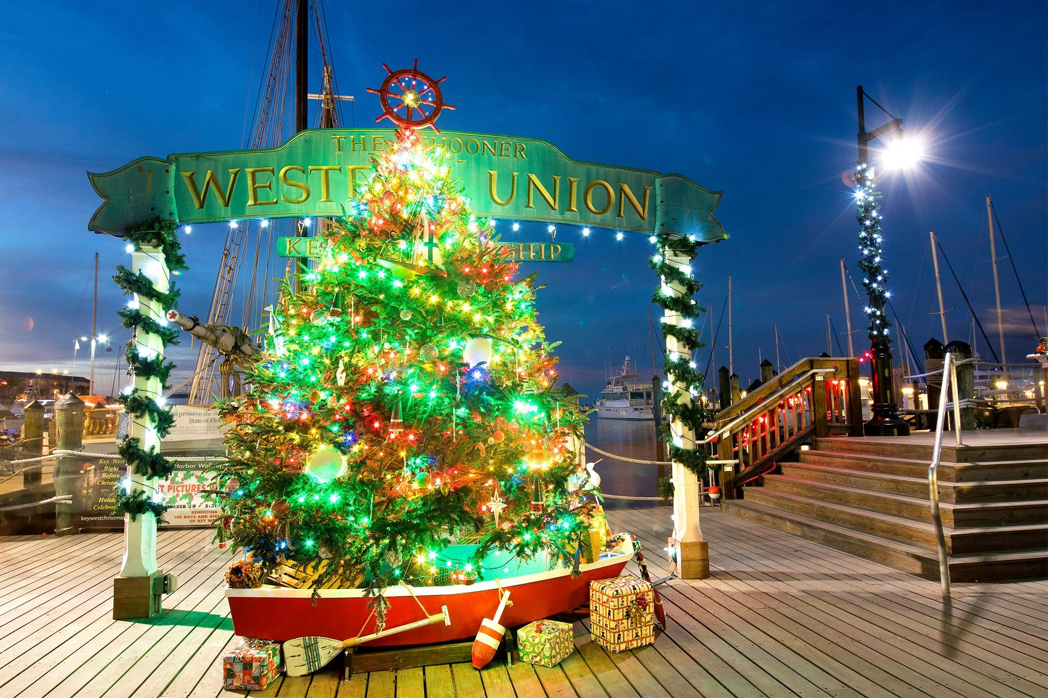 2019 Guide to Holiday Happenings in Key West