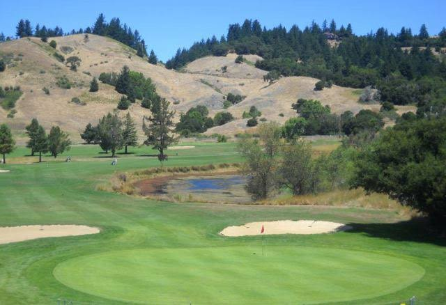 San Geronimo Valley Golf Course