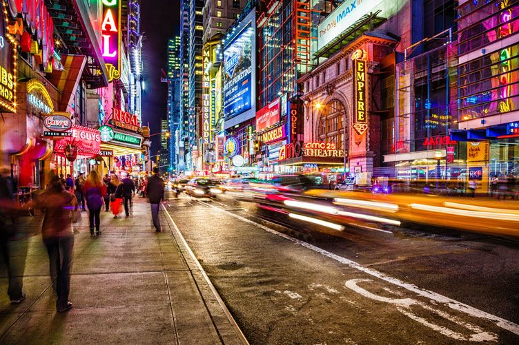 How to Enjoy New York's Nightlife