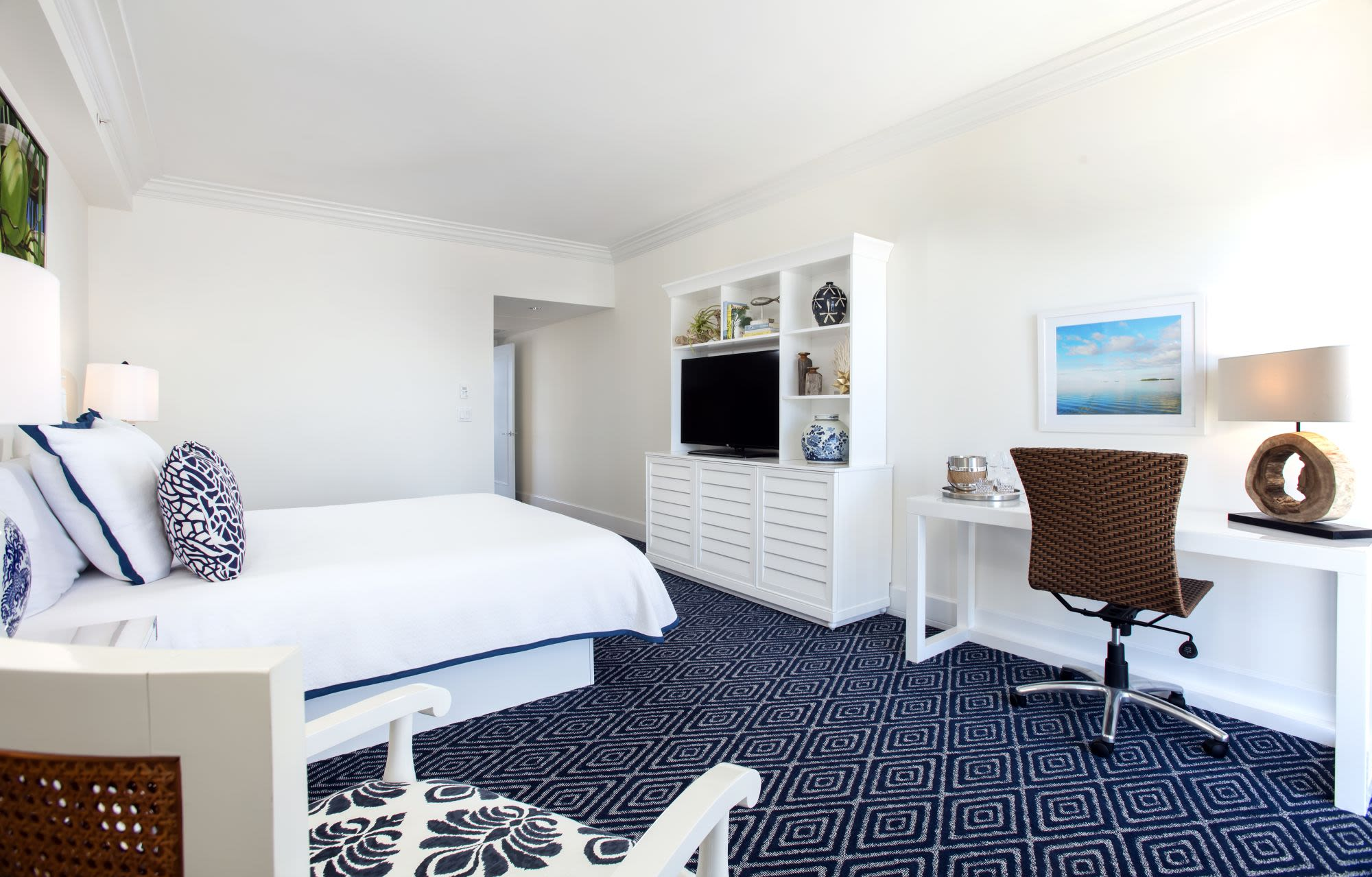 Oceanview King Guestroom