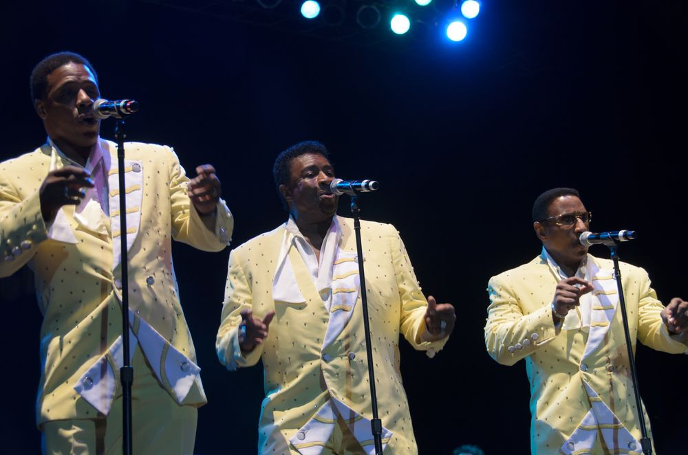 Motown Legends The Temptations to Play Key West in 2020