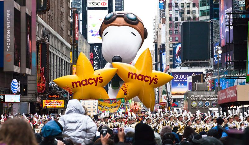 The Manhattan at Times Square Guide to Thanksgiving in NYC