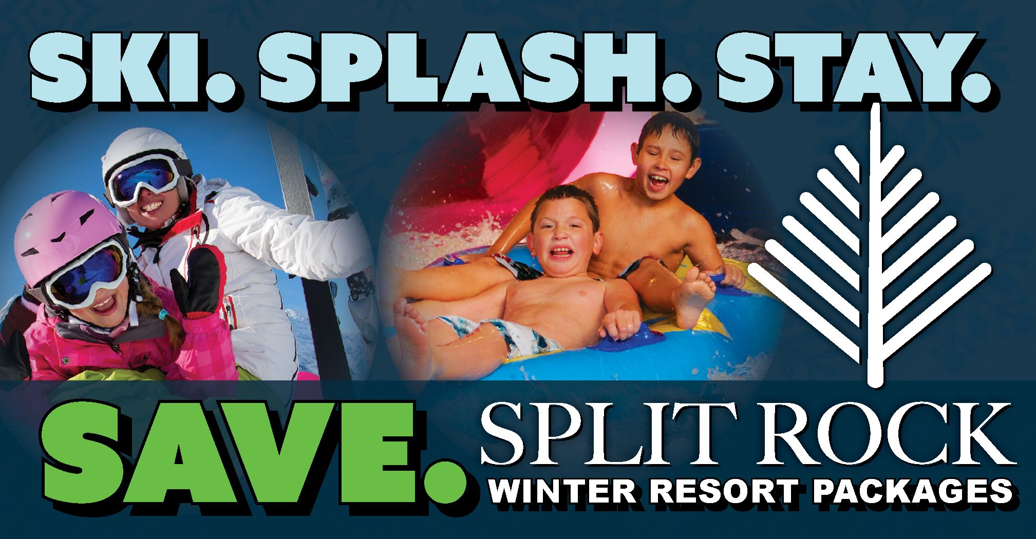 Ski Splash & Stay Promotion