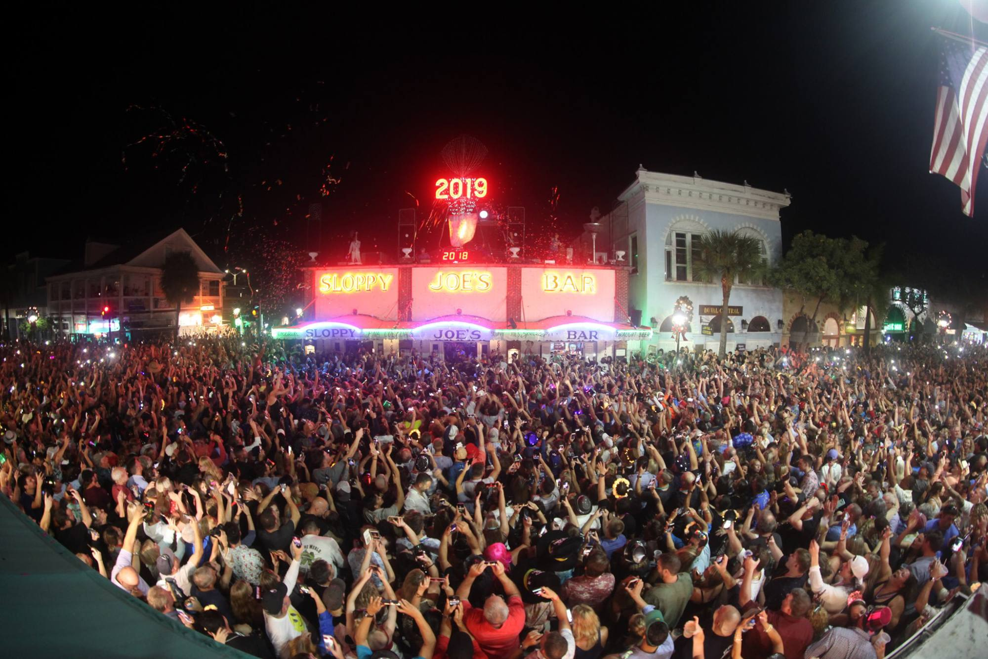 4 Wacky Ways to Ring in the New Year in Key West