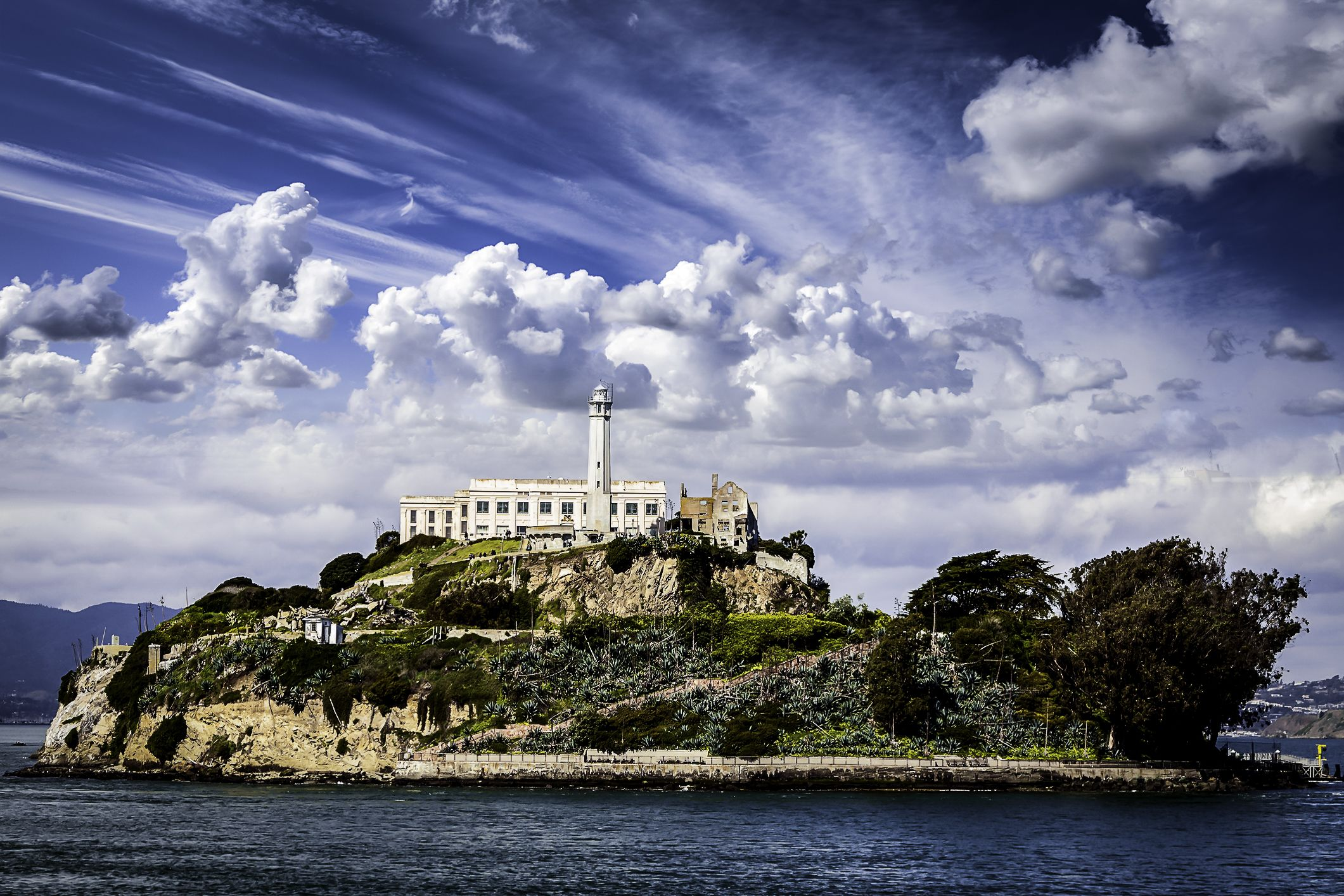 Alcatraz Hotel Package