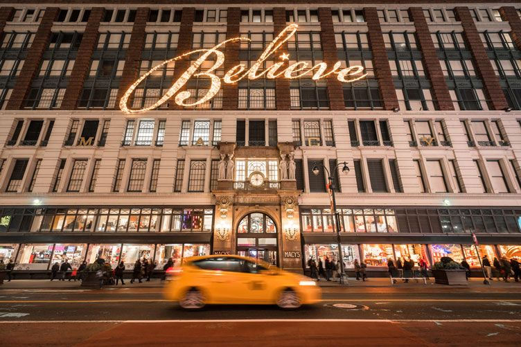 New York's Most Beautiful Holiday Window Displays