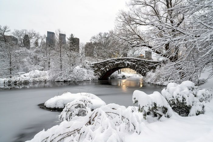 How to Enjoy a New York Winter