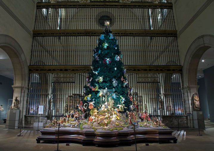 Holiday Events and Exhibits at Top NYC Museums
