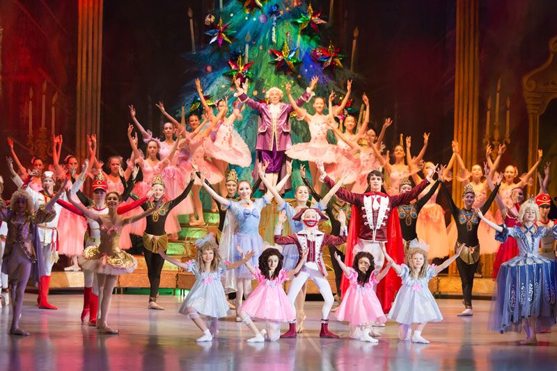 Top Holiday Musicals and Performances in New York