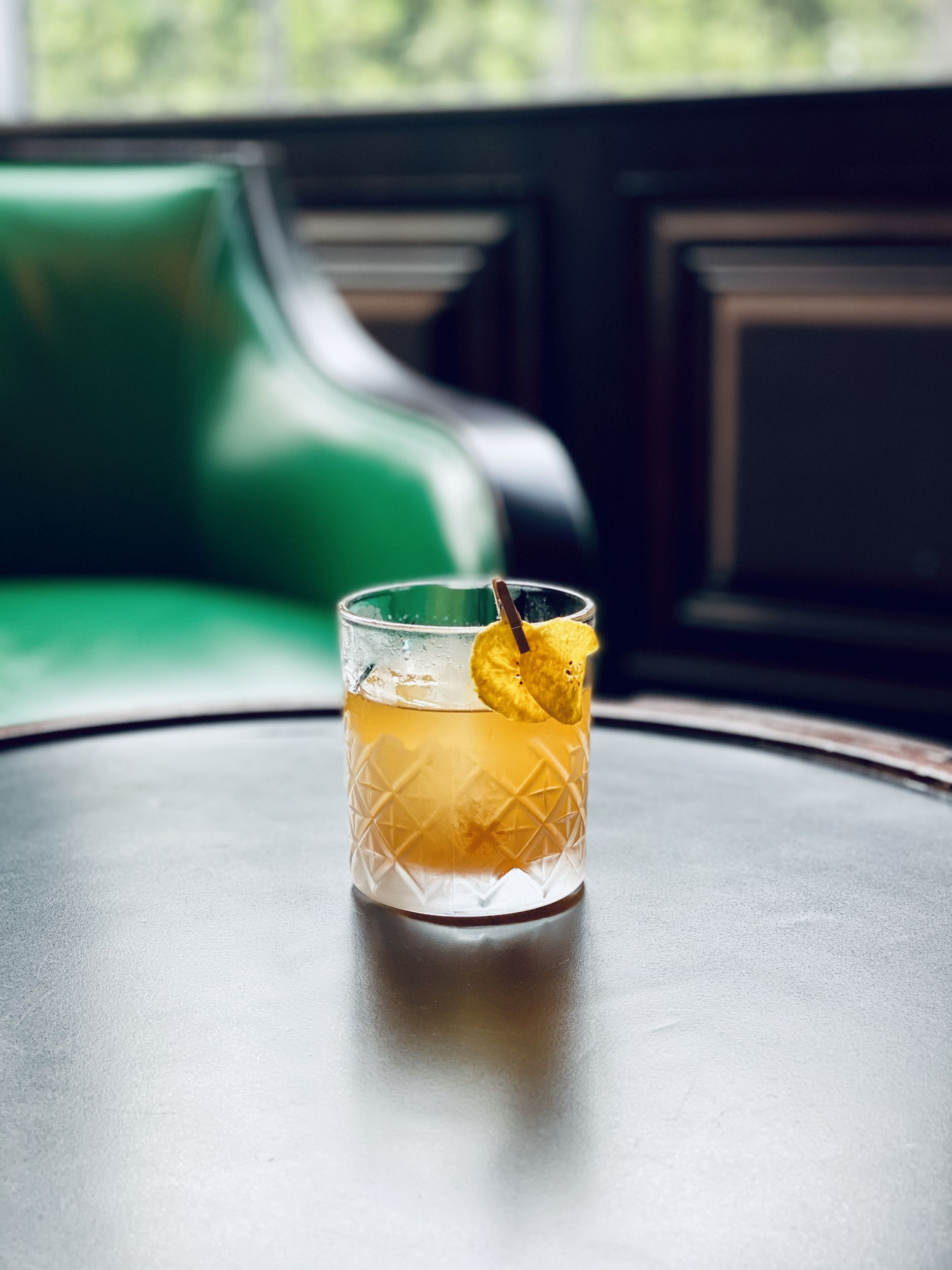 The Regent Cocktail Club_Platano Fashioned