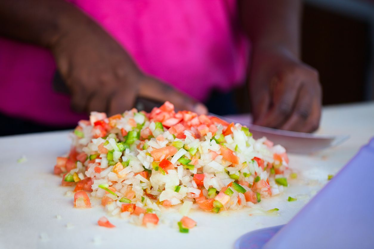 An Easygoing Recipe for Conch Salad, a Key West Staple