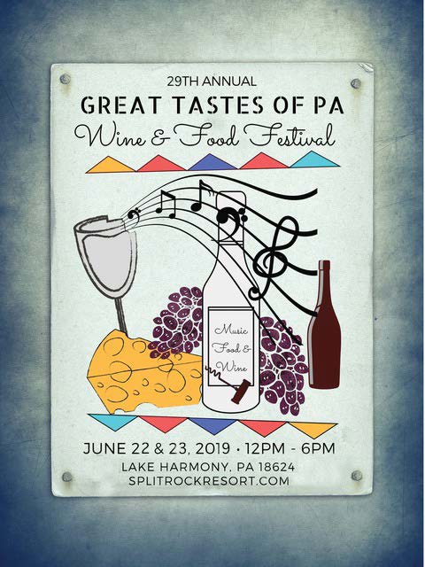 29th Annual Great Tastes of Pennsylvania Wine Festival