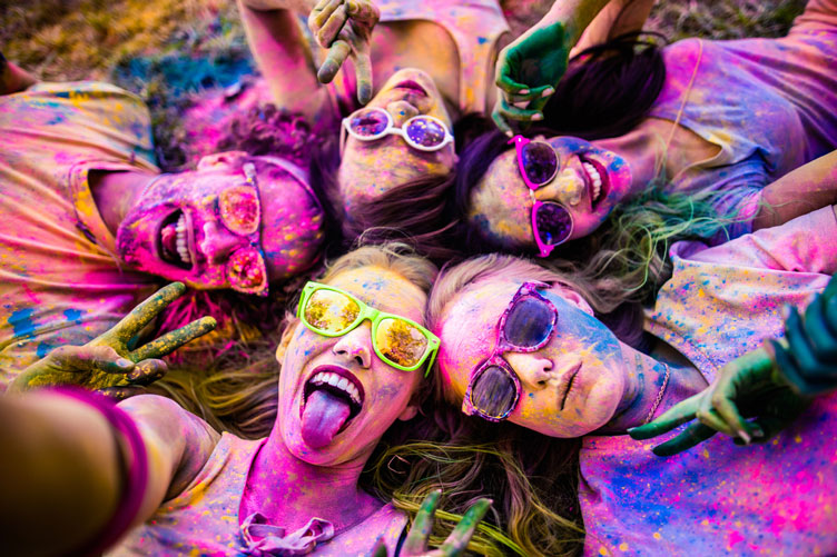 Festival of Colors Parties in New York