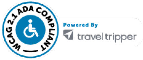 WCAG 2.1 ADA Compliant - Powered by Travel Tripper
