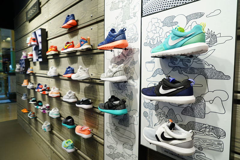 Best Shoe Stores near Times Square