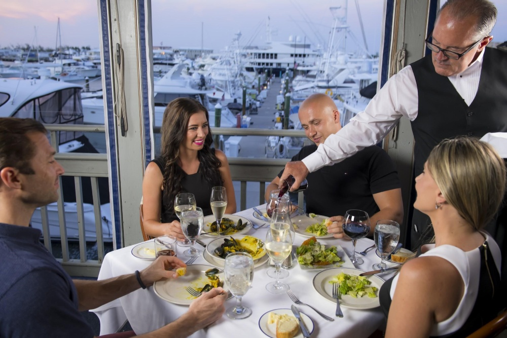 Key West Seaport Restaurants for every occasion