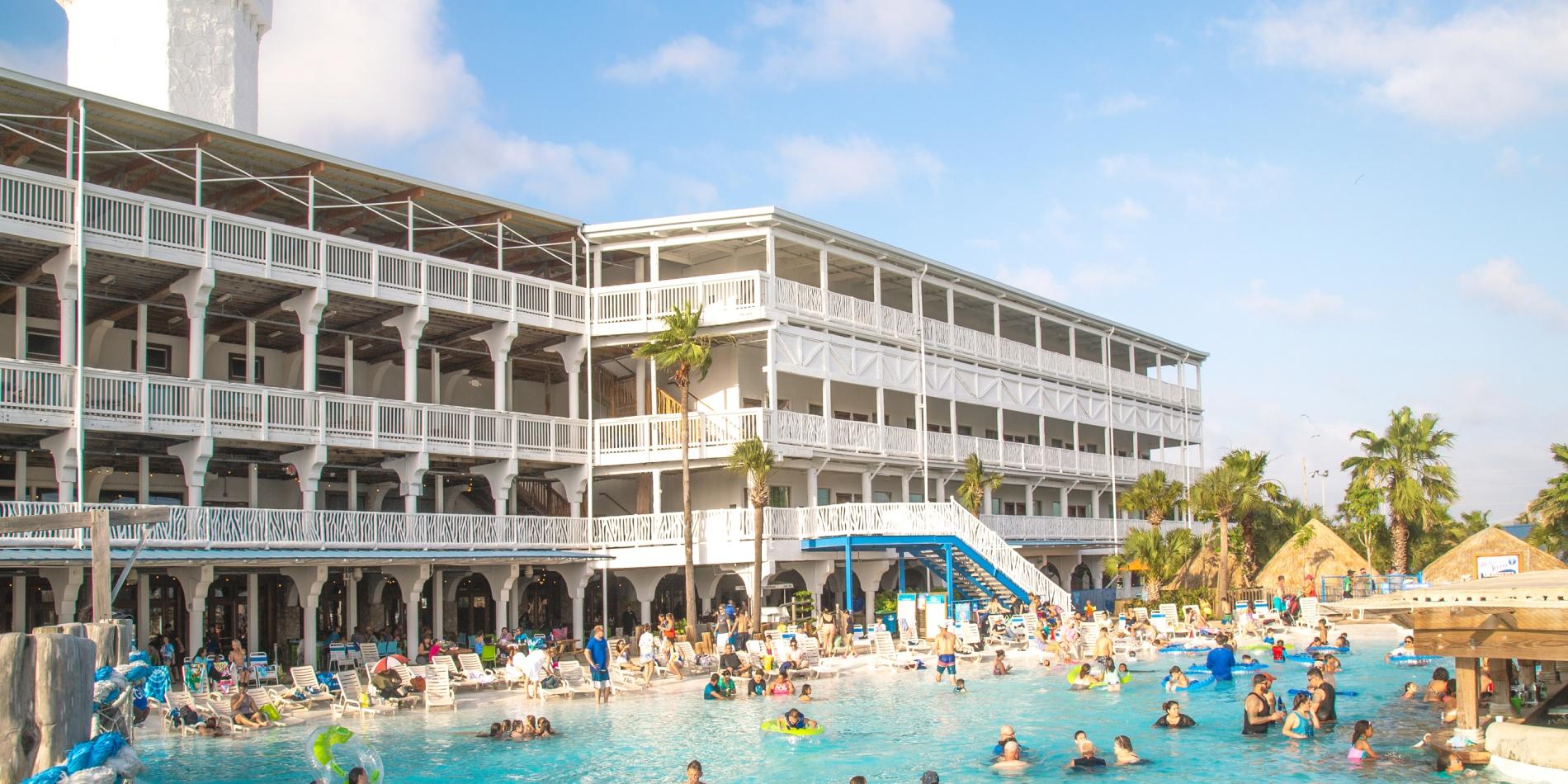 Schlitterbahn Corpus Christi Texas | Waves Resort Corpus Christi