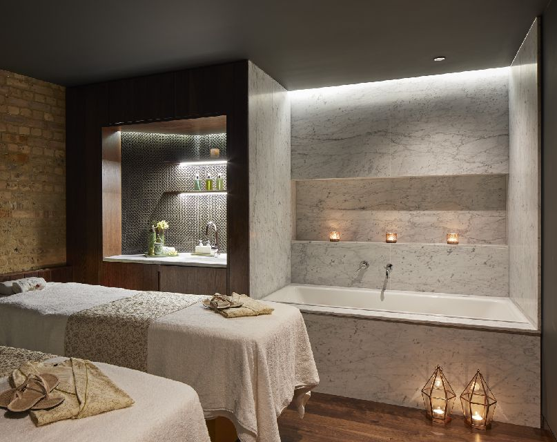 Wellness Centre at St. James' Court, a Taj Hotel