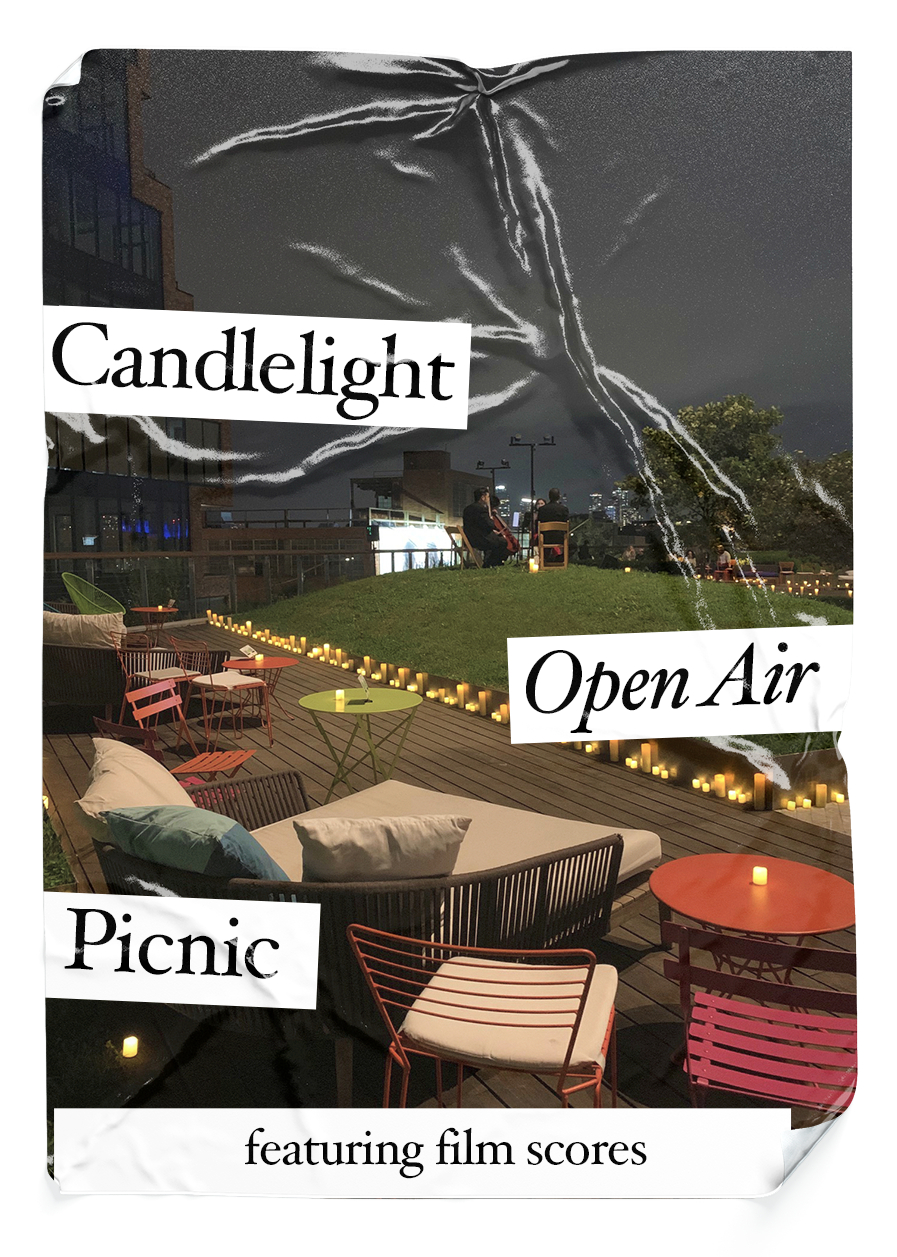 Candlelight Open Air Picnic